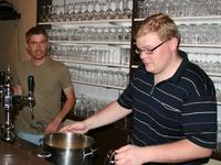 Barpersoneel eetfestijn