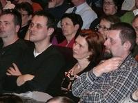 Sven, Nele en Bert waren aandachtige luisteraars